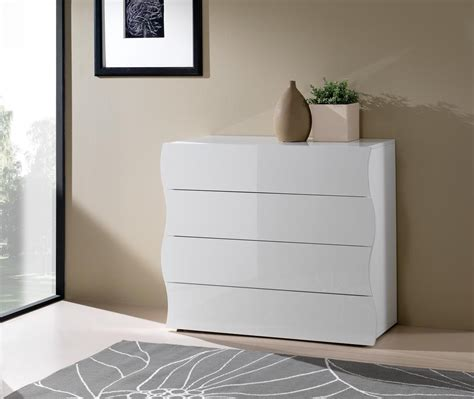 commode chambre blanche commode tiroirs pas cher