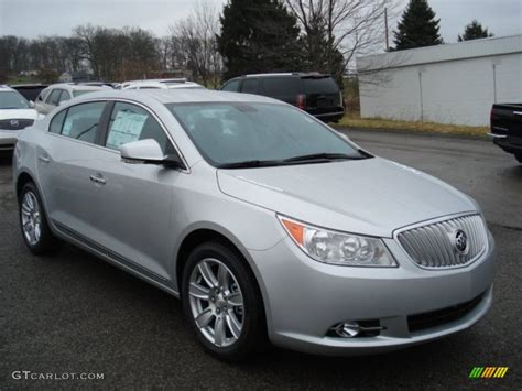 2011 Buick Lacrosse Colors by 2012 Quicksilver Metallic Buick Lacrosse Fwd 58969872