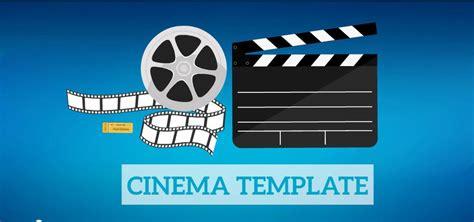 cinema  template sharetemplates