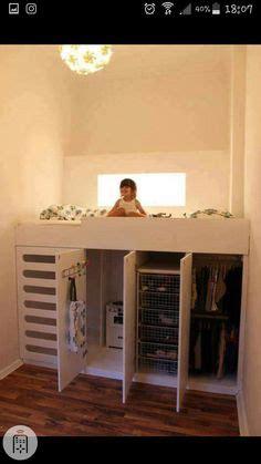 außergewöhnliche schlafzimmer ideen ein hochbett selber bauen diy anleitung hochbett