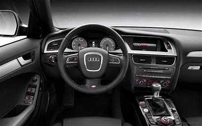 Audi S4 Interior 2009 Wallpapers