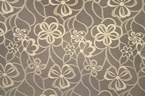 Lace Drapery Fabric by 59 Quot Beige Floral Spiral Curtain Lace Fabric By The Yard Ebay