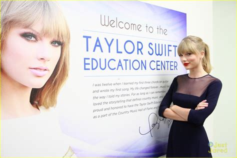 taylor swift fan mail address taylor swift education center opening photo 607100