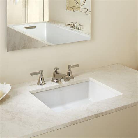 Kohler Sink Bathroom by Kohler Verticyl Rectangular Undermount Bathroom Sink With