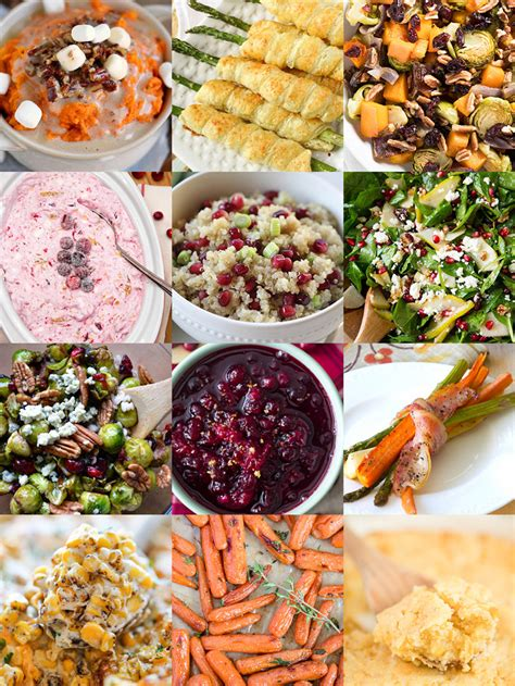 35 side dishes for christmas dinner yellow bliss road