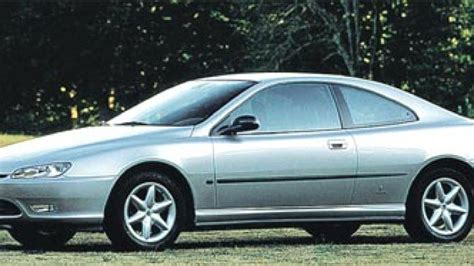 Peugeot 406 Coupe by Used Car Review Peugeot 406 Coupe