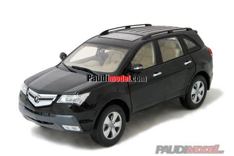 acura mdx diecast model car