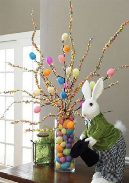 creative easter decoration ideas  pink lover