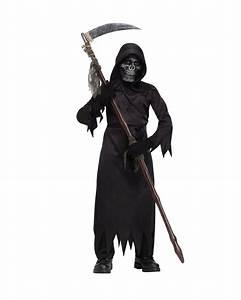 Grusel Kostüm Kinder : totensch del reaper kinderkost m sensenmann kost m f r ~ Lizthompson.info Haus und Dekorationen