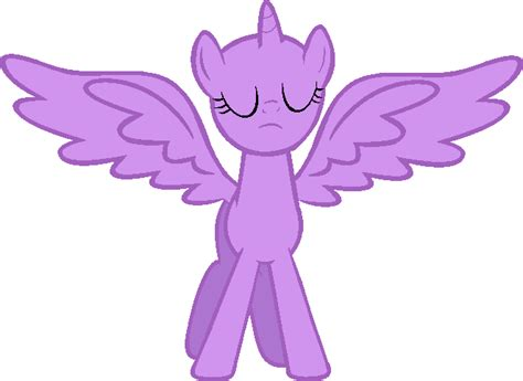 Base Alicorn Mode Activated By Ask Spider Blare