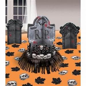 Decoration Halloween Pas Cher : id e d co halloween pas cher ~ Melissatoandfro.com Idées de Décoration