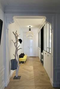 1001 idees pour un hall d39entree maison les elements a With comment meubler une entree 4 meuble dentree moderne avec 2 miroirs