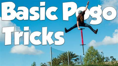 5 Basic Pogo Tricks | Vurtego Pogo Beginner Tutorials ...