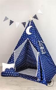 Tipi Spielzelt Zelt Fr Kinder Ohne Kissen Hangdeko