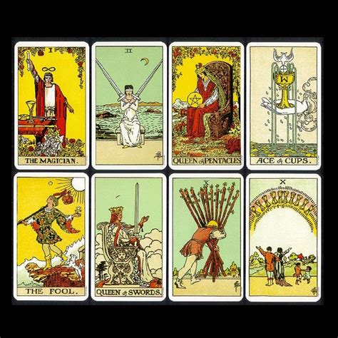 Maybe you would like to learn more about one of these? Original Rider Waite Tarot Cards - Astral Aspects