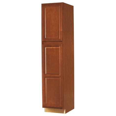 pantry cabinet lowes shop now cheyenne 24 in w x 84 in h x 23 75 in d