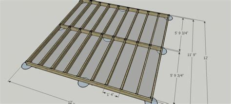 deck footing spacing calculator spacing for pier foundation small cabin forum