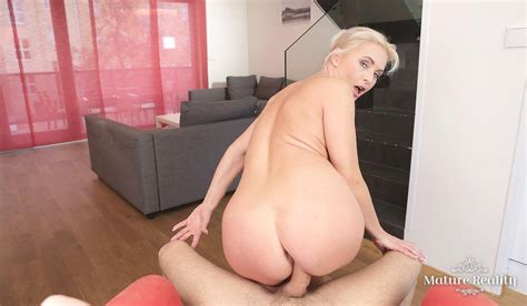 Sex After Sex Mature Blonde Kathy Anderson Hardcore Vr