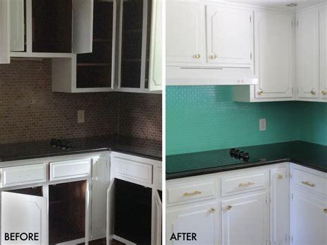 How To Paint A Tile Backsplash!  A Beautiful Mess
