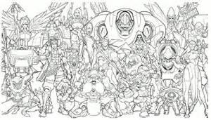hidden heroes possible future characters overwatch
