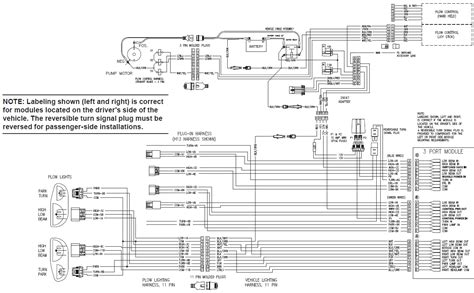 Western Snow Plow Wiring Diagram Gallery