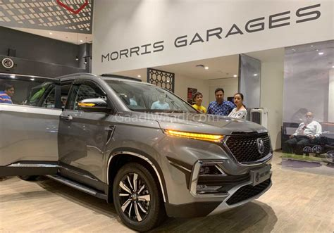 mg hector suv variant wise features expected price details