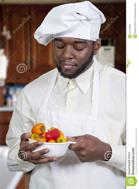 Chef Stock Photo Image Of Excellent, Dish, Minority