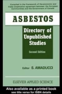 Asbestos  Ebook Jetzt Bei Weltbild De Als Download