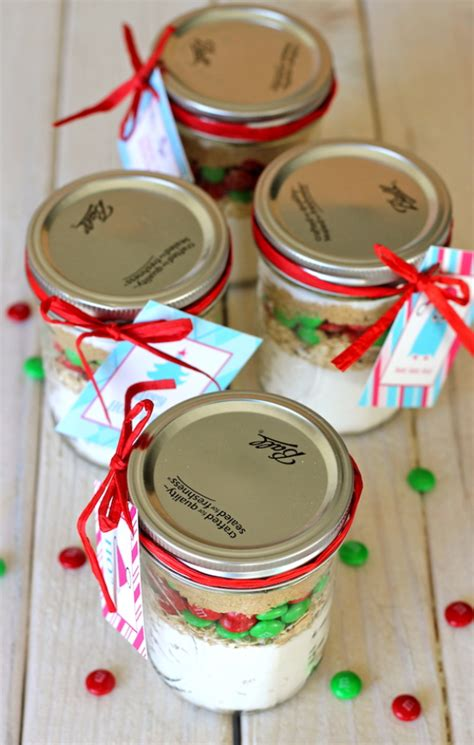 mason jar cookie recipes  created