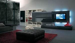 Lcd Tv Cabinet Designs Furniture Designs Al Habib