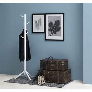 Garderobenständer Weiß Holz : bella garderobenst nder in holz weiss lackiert bestellen sie jetzt ~ Markanthonyermac.com Haus und Dekorationen