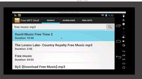 Napster is simple to use with nicely categorized songs. Best MP3 Download Free Music Downloader App for Android - 100% Free Unlimited Music and MP3 ...