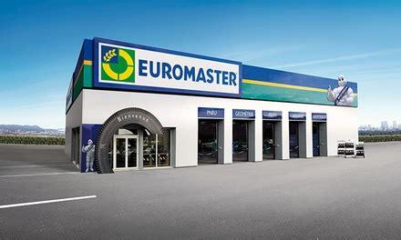 bon d 39 achat chez euromaster euromaster siège groupon
