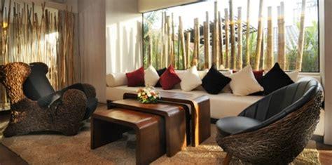 bambou deco pour le salon quelques idees originales