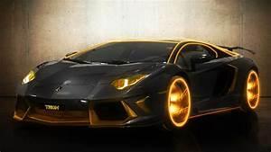 Ecran Video Voiture : fond d 39 ecran voiture de sport hd ~ Farleysfitness.com Idées de Décoration