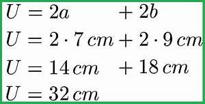 Gestreckte Länge Berechnen Beispiele : rechteck eigenschaften und formeln ~ Themetempest.com Abrechnung