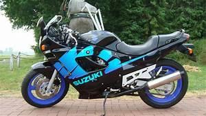 1993 Suzuki Gsx 600 F Katana