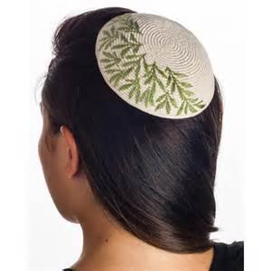 Kippah Jewish Women