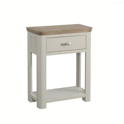 small painted console table empire wooden small console table in stone painted 27855