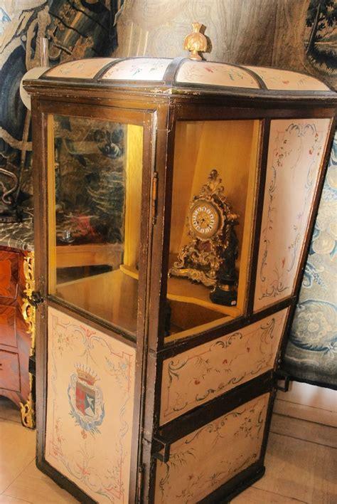 Chaise à Porteur Xviiie De Comte N56056