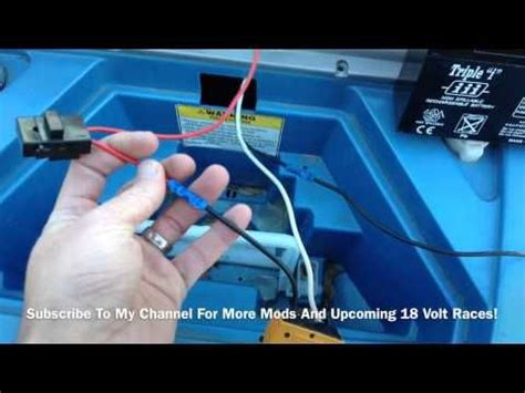 Easy How Modify Volt Power Wheels Volts