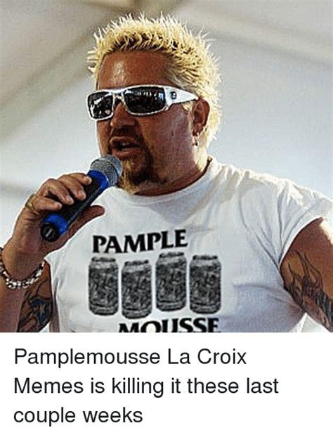 Lacroix Meme - pample ntolisse plemousse la croix memes is killing it these last couple weeks meme on me me