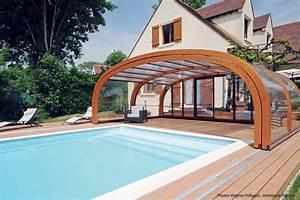 Abri Piscine Haut : abri piscine bois haut abrisud fabricant abri de ~ Zukunftsfamilie.com Idées de Décoration