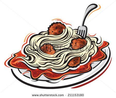 Spaghetti Dinner Clip Spaghetti Clipart Spaghetti And Meatball Pencil And In