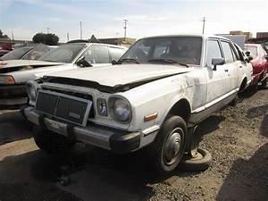 Junkyard Find: 1980 Toyota Cressida - The Truth About Cars  Cressida