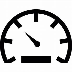 Speedometer - Free technology icons