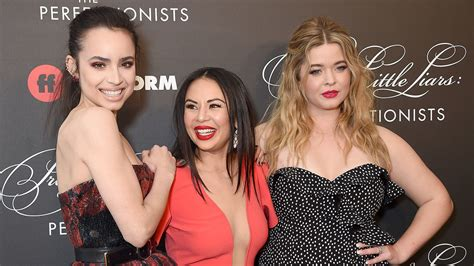 'Pretty Little Liars: The Perfectionists' cast spills ...