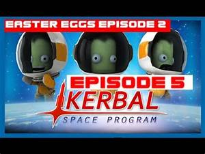 Kerbal Space Program Ep.5 Desert Pyramid and Ksp Rockets ...
