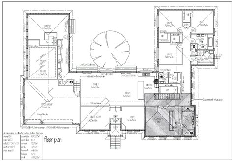 C Shaped Home Designs : Shaped House Plans Pool Middle Also