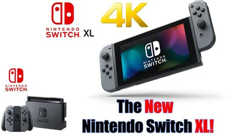 Is A Nintendo Switch Xl Possible?